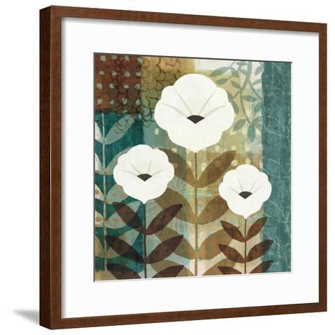 Floral Dream I Wag-Michael Mullan-Framed Art Print
