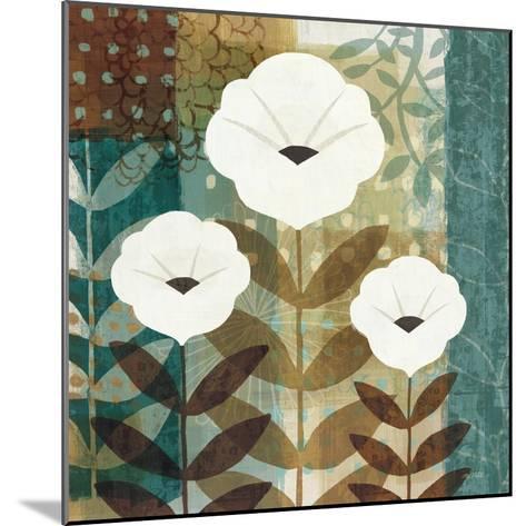 Floral Dream I Wag-Michael Mullan-Mounted Art Print