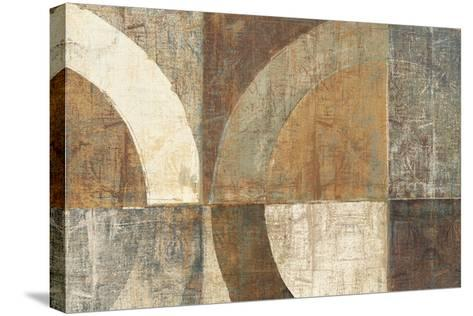 Circular Sculpture-Hugo Wild-Stretched Canvas Print