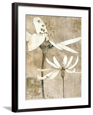 Pencil Floral II-Avery Tillmon-Framed Art Print