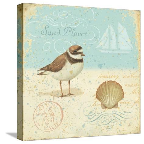 Natural Seashore I-Daphne Brissonnet-Stretched Canvas Print