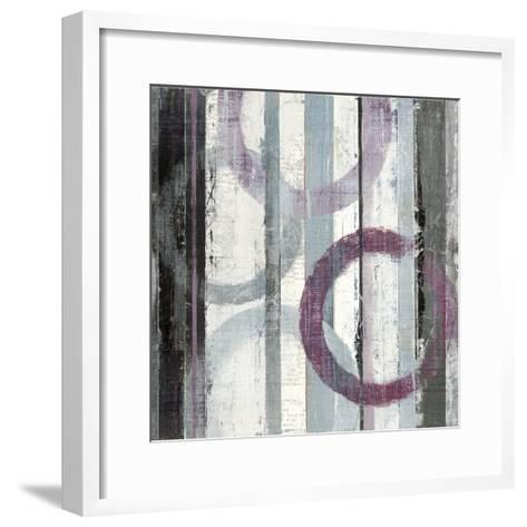 Plum Zephyr II-Mike Schick-Framed Art Print