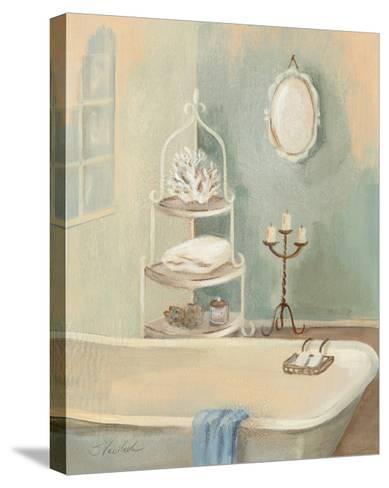 Steam Bath IV-Silvia Vassileva-Stretched Canvas Print