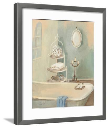 Steam Bath IV-Silvia Vassileva-Framed Art Print