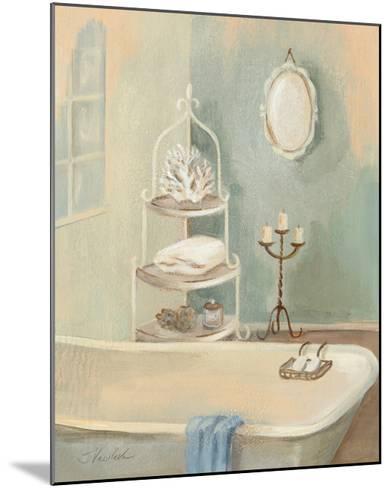 Steam Bath IV-Silvia Vassileva-Mounted Art Print