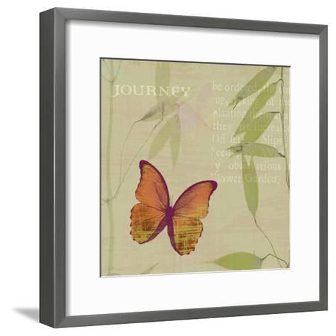 Journey-Hugo Wild-Framed Art Print