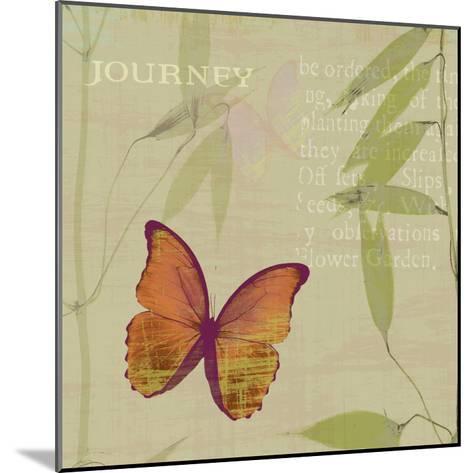 Journey-Hugo Wild-Mounted Art Print