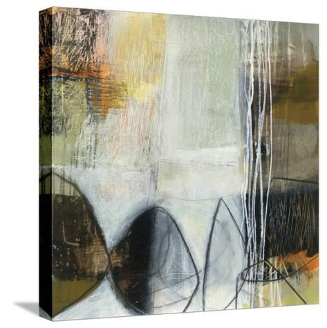 Abstract Pebble I-Davies Jane-Stretched Canvas Print