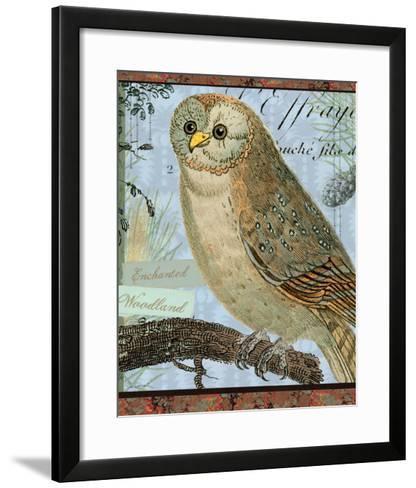 Enchanted Woodland-Sue Schlabach-Framed Art Print