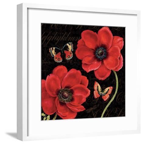 Petals and Wings III Special-Daphne Brissonnet-Framed Art Print