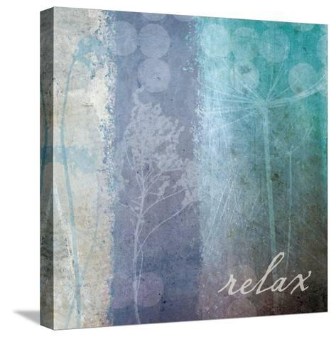 Ethereal Inspirational Square II-Hugo Wild-Stretched Canvas Print