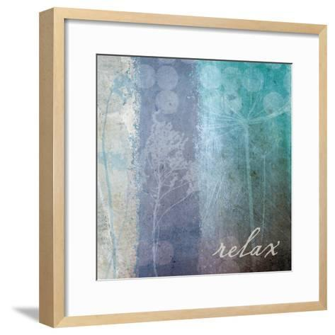 Ethereal Inspirational Square II-Hugo Wild-Framed Art Print