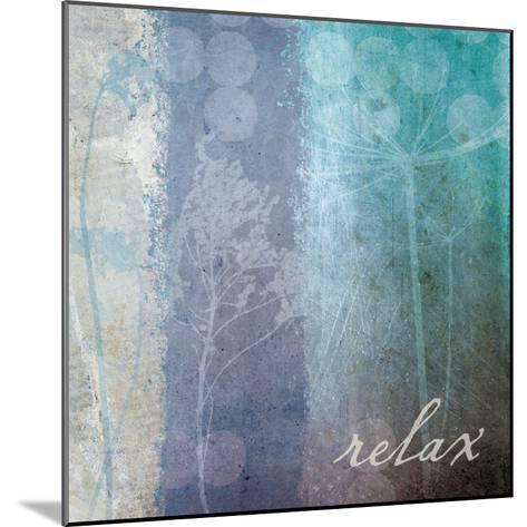 Ethereal Inspirational Square II-Hugo Wild-Mounted Art Print