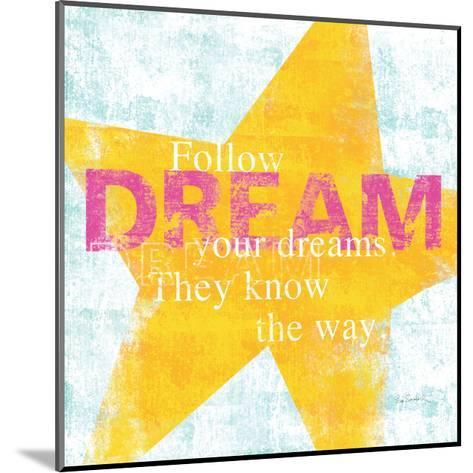 Letterpress Dream-Sue Schlabach-Mounted Art Print