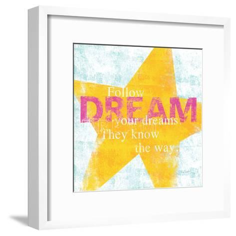 Letterpress Dream-Sue Schlabach-Framed Art Print
