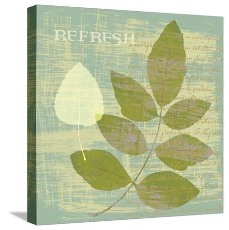 Refresh-Hugo Wild-Stretched Canvas Print