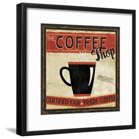 Coffee Roasters II-Pela Design-Framed Art Print