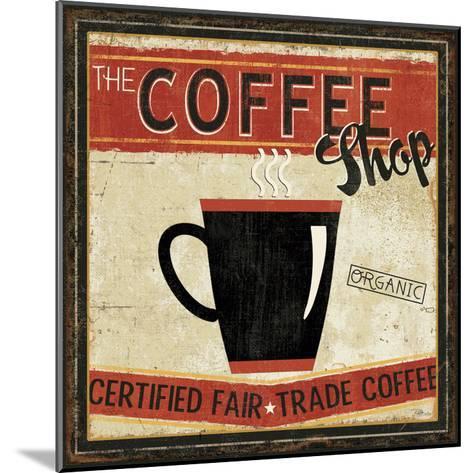 Coffee Roasters II-Pela Design-Mounted Premium Giclee Print