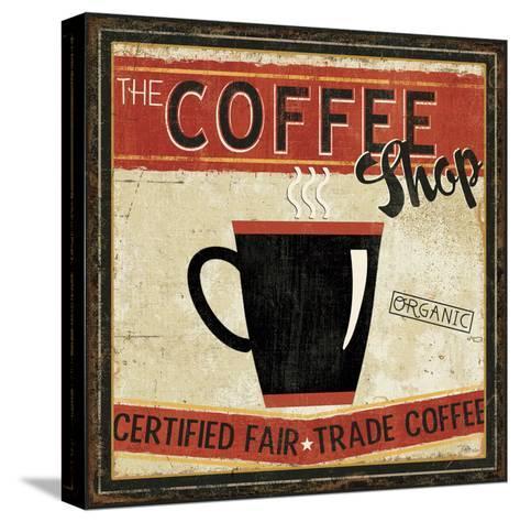 Coffee Roasters II-Pela Design-Stretched Canvas Print