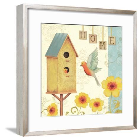 Welcome Home I-Daphne Brissonnet-Framed Art Print