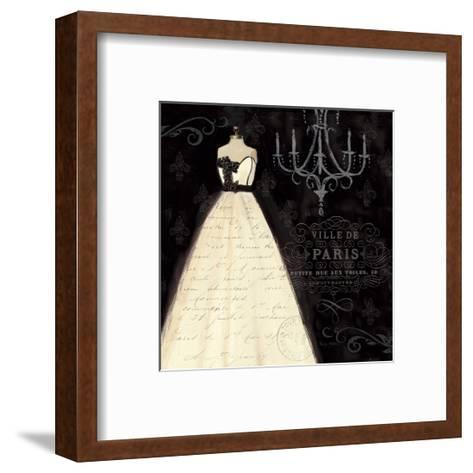 French Couture I-Emily Adams-Framed Art Print