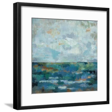 Seascape Sketches II-Silvia Vassileva-Framed Art Print