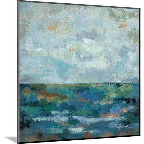 Seascape Sketches II-Silvia Vassileva-Mounted Art Print