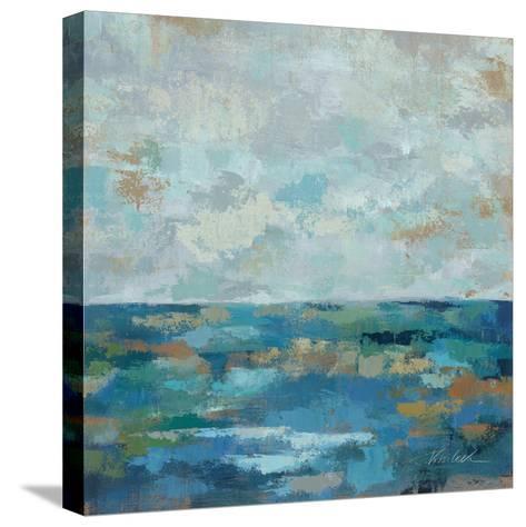 Seascape Sketches I-Silvia Vassileva-Stretched Canvas Print