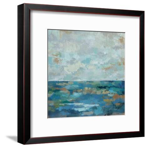 Seascape Sketches I-Silvia Vassileva-Framed Art Print