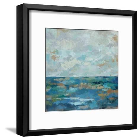 Seascape Sketches I-Silvia Vassileva-Framed Art Print