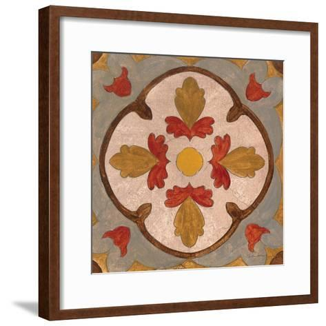 Andalucia Tiles F Color-Silvia Vassileva-Framed Art Print