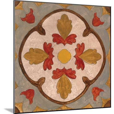 Andalucia Tiles F Color-Silvia Vassileva-Mounted Art Print
