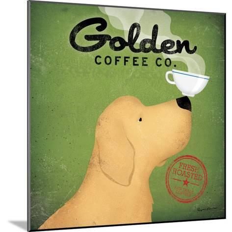 Golden Coffee Co.-Ryan Fowler-Mounted Art Print
