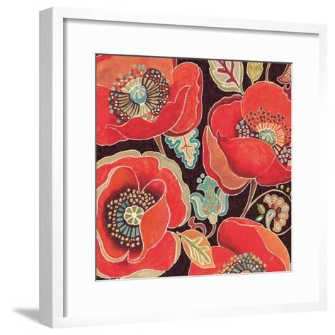 Moroccan Red IV-Daphne Brissonnet-Framed Art Print