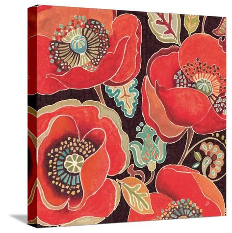 Moroccan Red IV-Daphne Brissonnet-Stretched Canvas Print