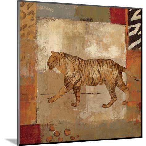 Animals on Safari II-Silvia Vassileva-Mounted Art Print