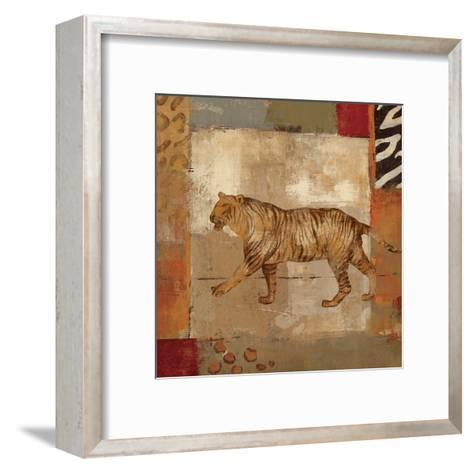 Animals on Safari II-Silvia Vassileva-Framed Art Print
