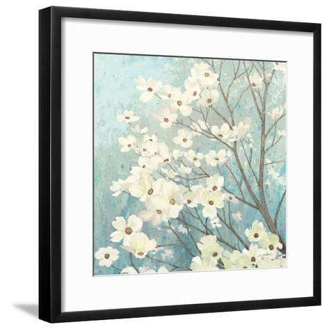 Dogwood Blossoms I-James Wiens-Framed Art Print