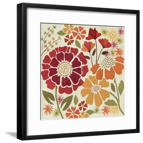 Spice Garden I-Veronique Charron-Framed Art Print