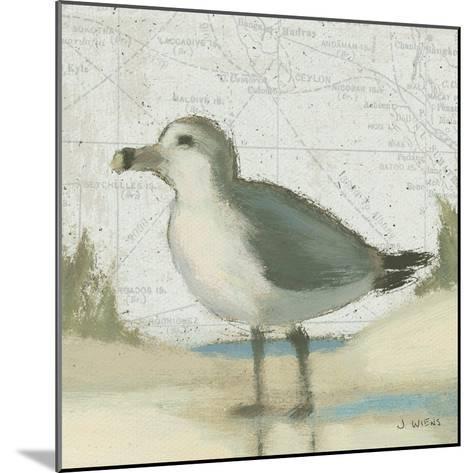 Beach Bird II-James Wiens-Mounted Art Print