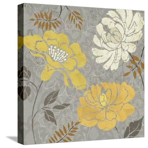 Morning Tones Gold-Daphne Brissonnet-Stretched Canvas Print