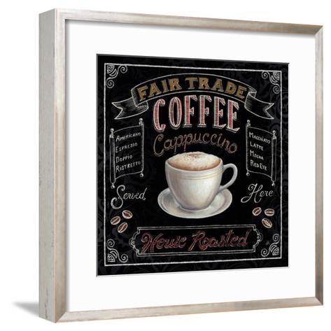 Morning Treat Square I-Daphne Brissonnet-Framed Art Print