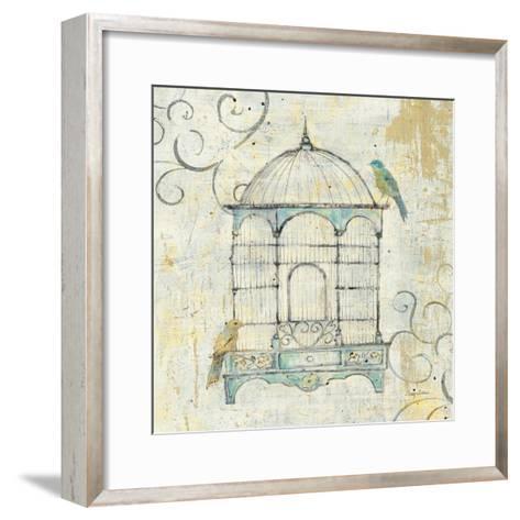 Bird Cage IV-Avery Tillmon-Framed Art Print