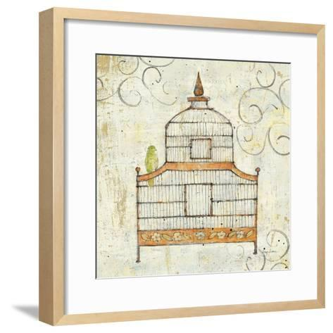 Bird Cage III-Avery Tillmon-Framed Art Print