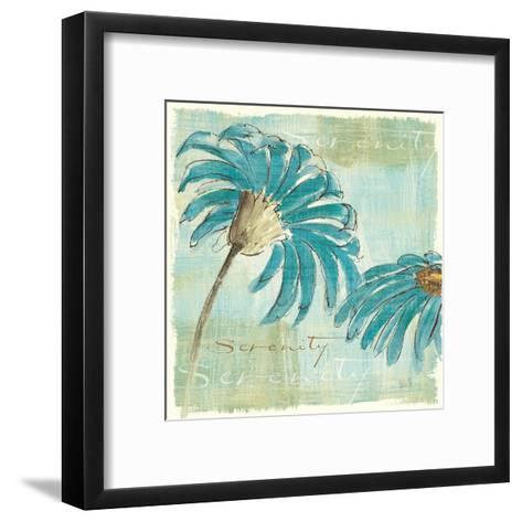 Spa Daisies IV-Chris Paschke-Framed Art Print