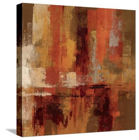 Castanets Square II--Stretched Canvas Print