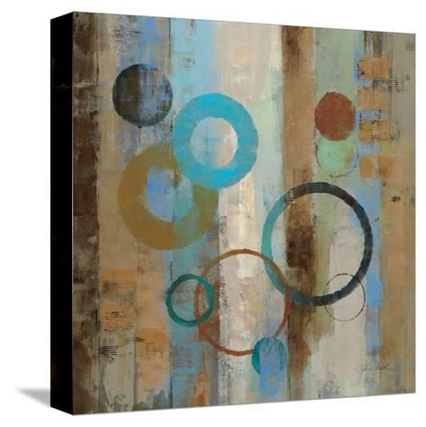 Bubble Graffiti I--Stretched Canvas Print