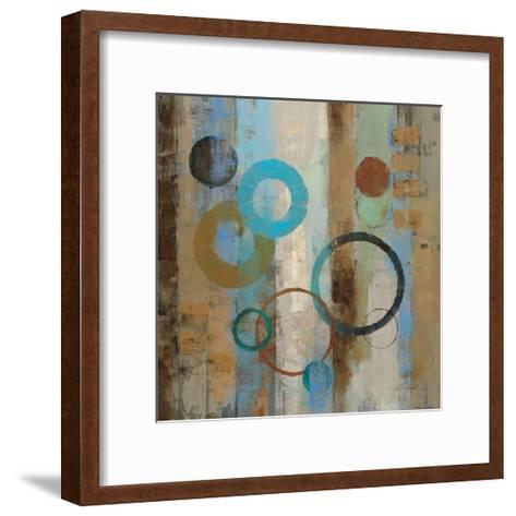 Bubble Graffiti I--Framed Art Print