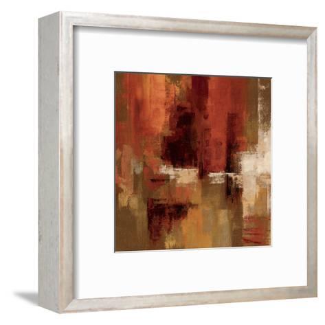 Castanets Square I--Framed Art Print