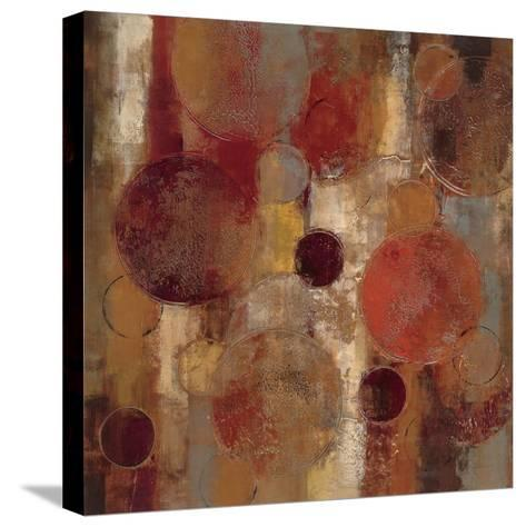 Oriental Bazaar II-Silvia Vassileva-Stretched Canvas Print